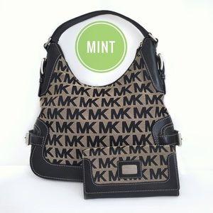 MICHAEL KORS Bag+Wallet
